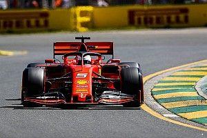 """Vettel mist vertrouwen op Albert Park: """"Mercedes was een klasse apart"""""""