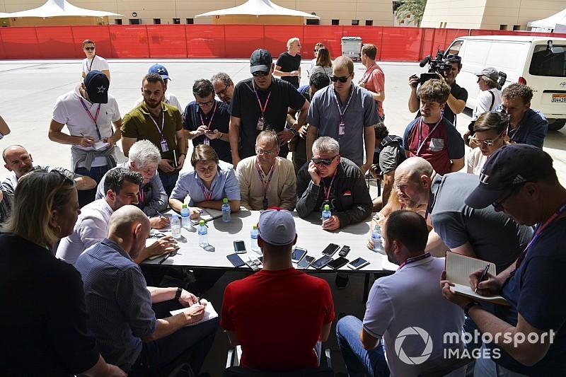 Vettel ve Sainz, Mick Schumacher'e destek verdi