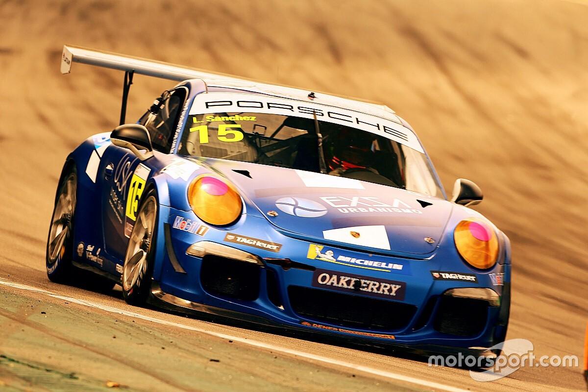 Porsche Cup: Léo Sanchez foca na vice-liderança da GT3 Cup Sport