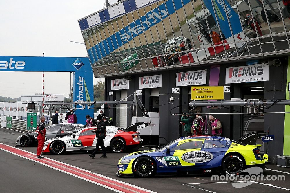 Audi teams lay off staff but dismiss DTM exit rumours