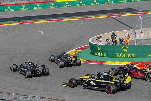 """Ricciardo: """"Si conseguimos el podio, el tatuaje lo empañará"""""""