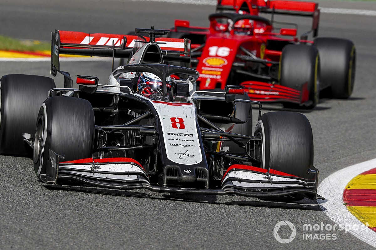 Ferrari, Maranello'da Haas F1 merkezi kuruyor