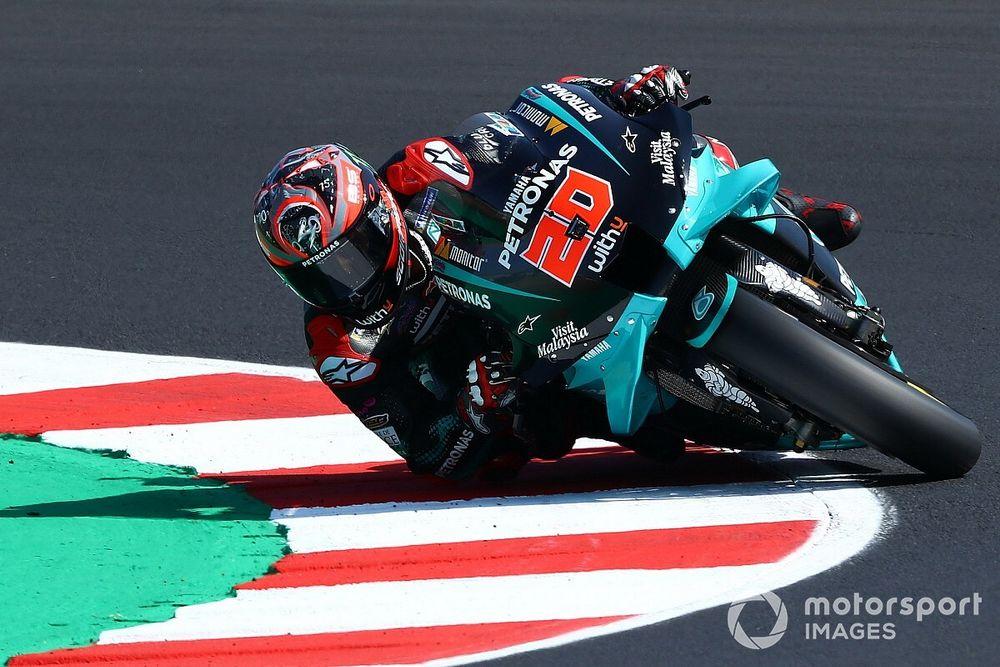 EL4 - Fabio Quartararo confirme l'avantage de Yamaha