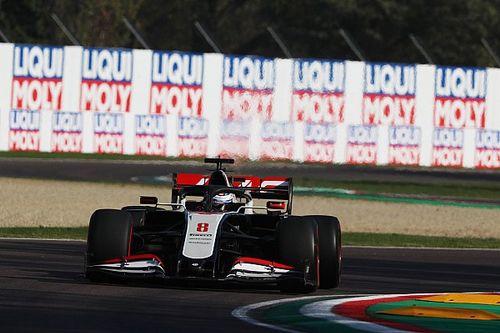"""Magnussen: Grosjean est """"phénoménal sur un tour"""" et mérite plus de crédit"""