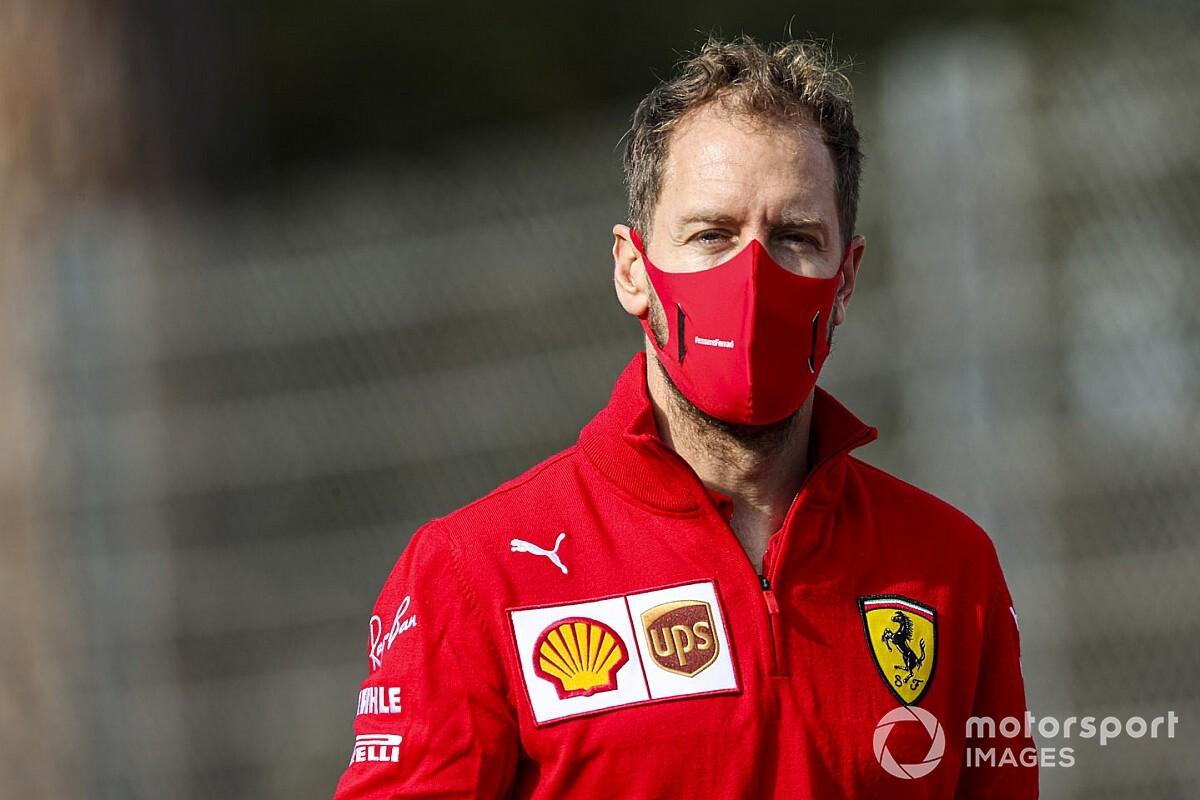 Vettel: Nem felejtettem el, hogy kell vezetni!