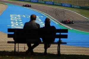 Las fotos más increíbles de la Fórmula 1 en Imola