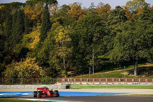 Volledige uitslag vrije training F1 Grand Prix van Emilia-Romagna
