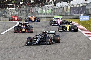 Renault: La F1 doit réfléchir à des options comme l'hydrogène