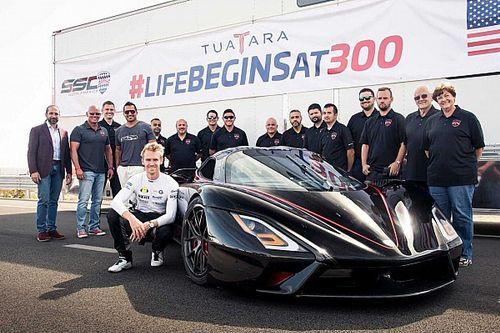 Мировой рекорд скорости для серийных машин оказался под вопросом