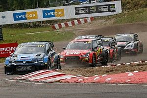 Holjes WRX: Johan Kristoffersson makes winning return