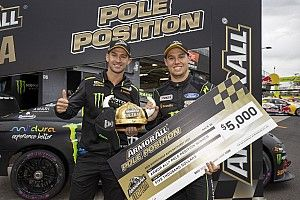 Bathurst 1000: Waters seals stunning Shootout pole