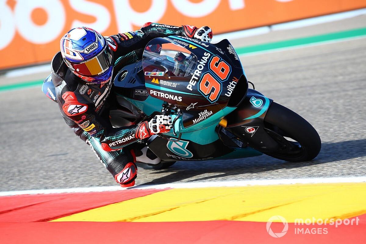 Petronas conferma Dixon in Moto2 e McPhee in Moto3 nel 2021