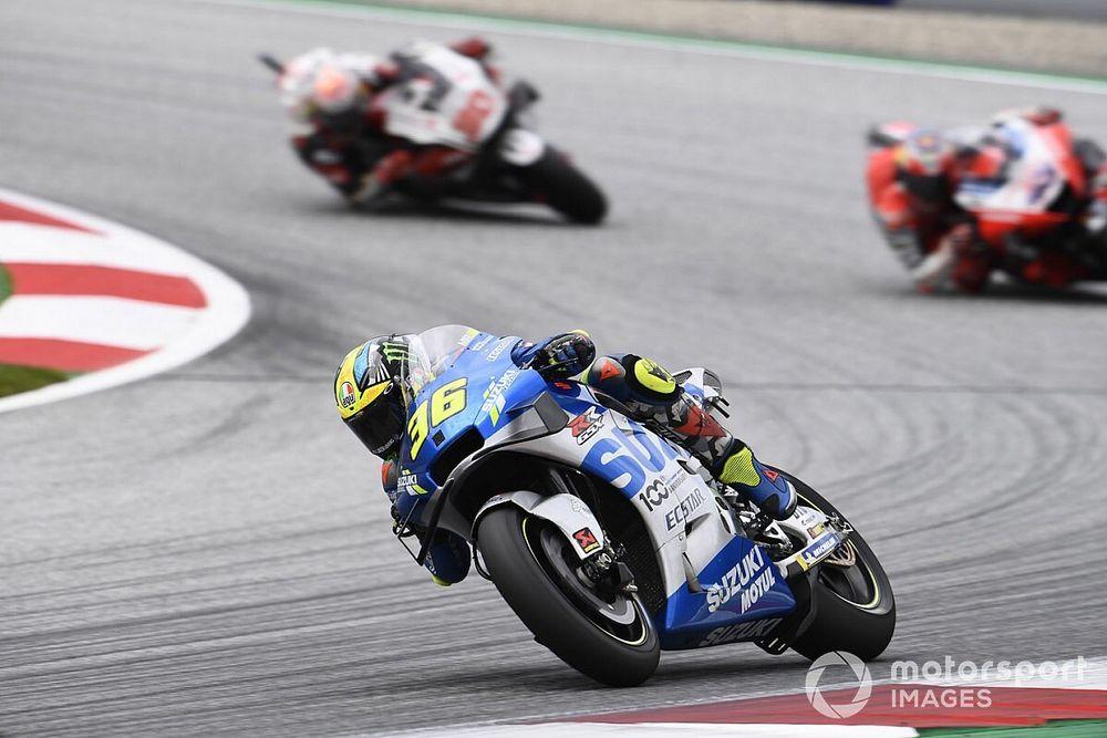 """Mir, 2020 MotoGP şampiyonluğu için Suzuki'yi """"bir aday"""" olarak görüyor"""