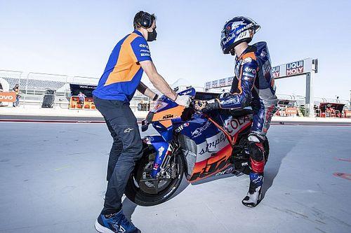 MotoGP - Lecuona podrá competir en Valencia desde el sábado