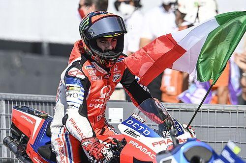 Cómo Bagnaia puede hacer en Ducati lo que Rossi no pudo
