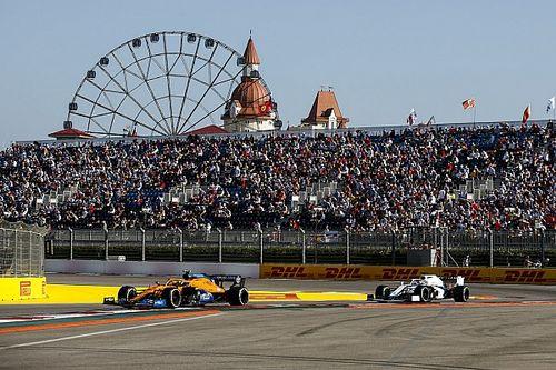 Формула 1 откажется от строенных Гран При