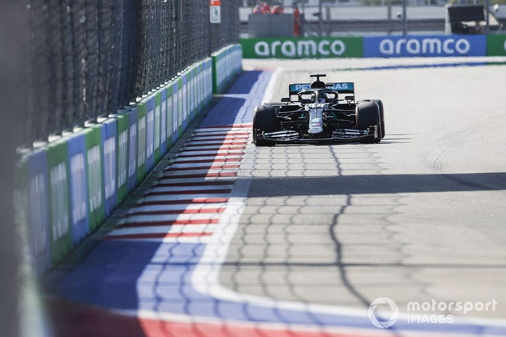 """Mercedes expected just a """"telling off"""" over Hamilton incident"""