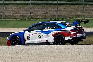 Ultimo round del TCR Italy a Imola per Eric Brigliadori