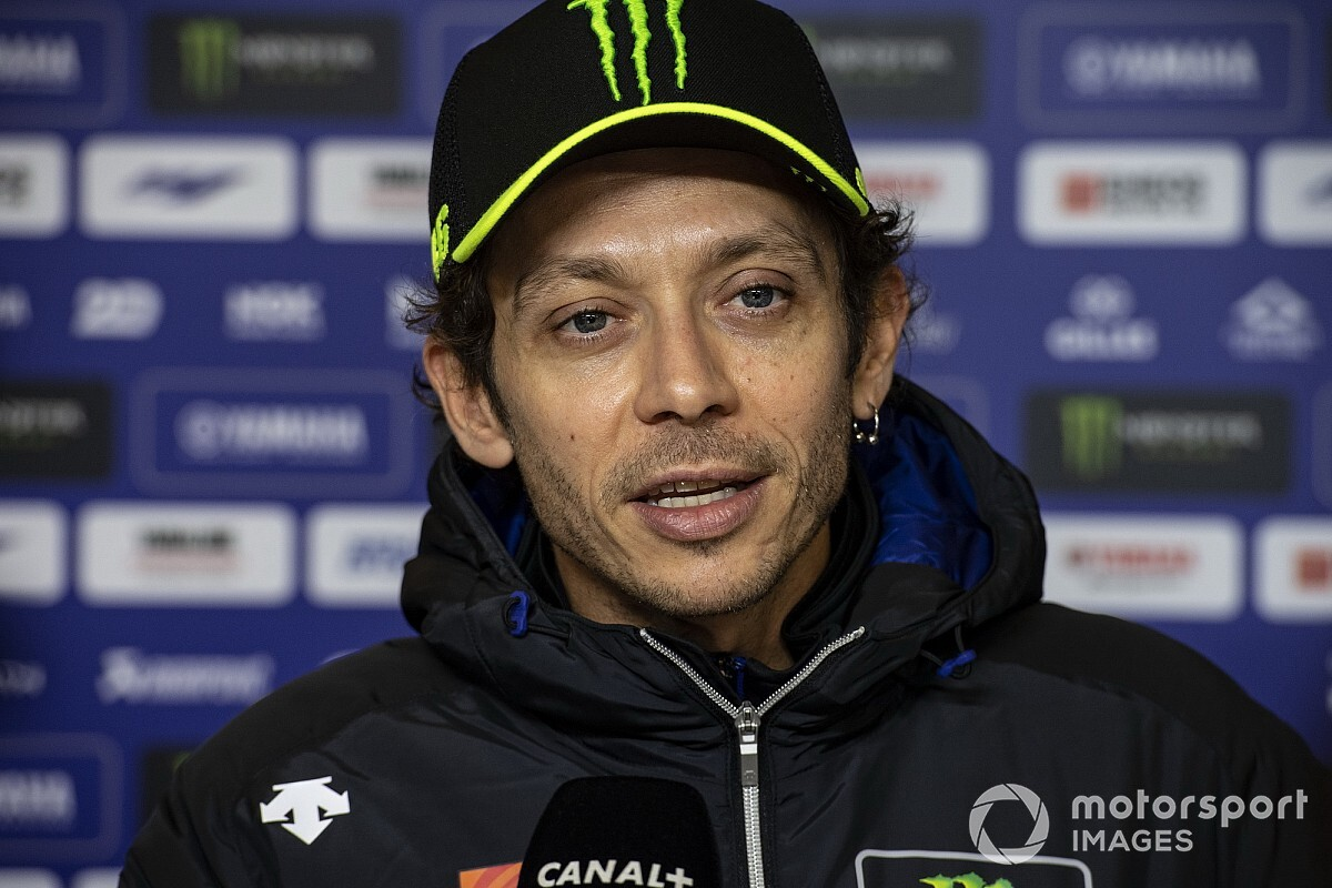Rossi to return for rest of European MotoGP weekend
