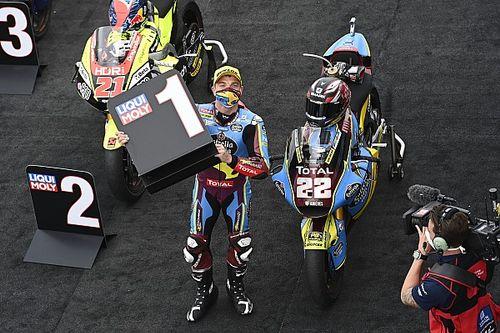 Trois sur trois pour Sam Lowes, nouveau leader en Moto2