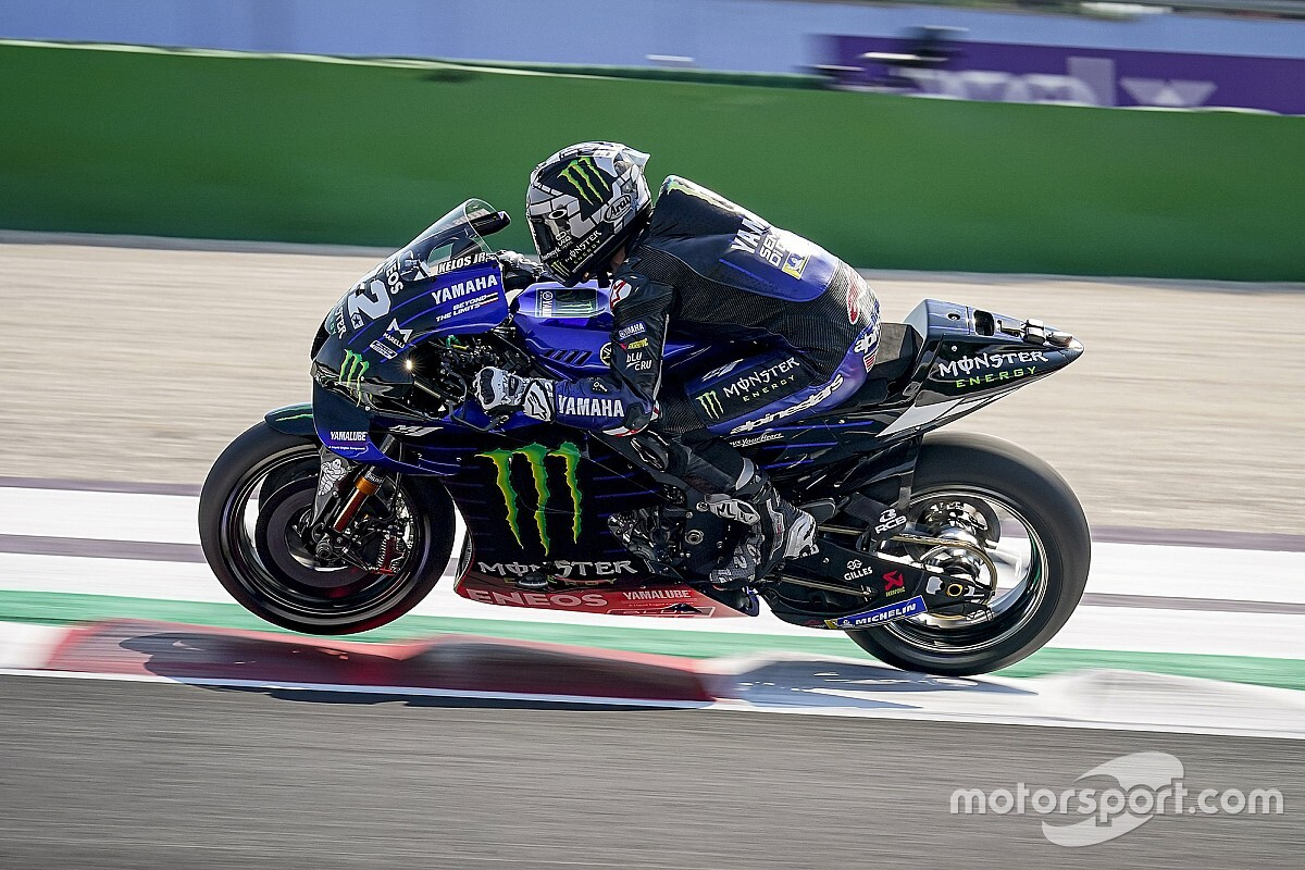 "Vinales demands Yamaha reaction to avoid ""little kitty"" risk"