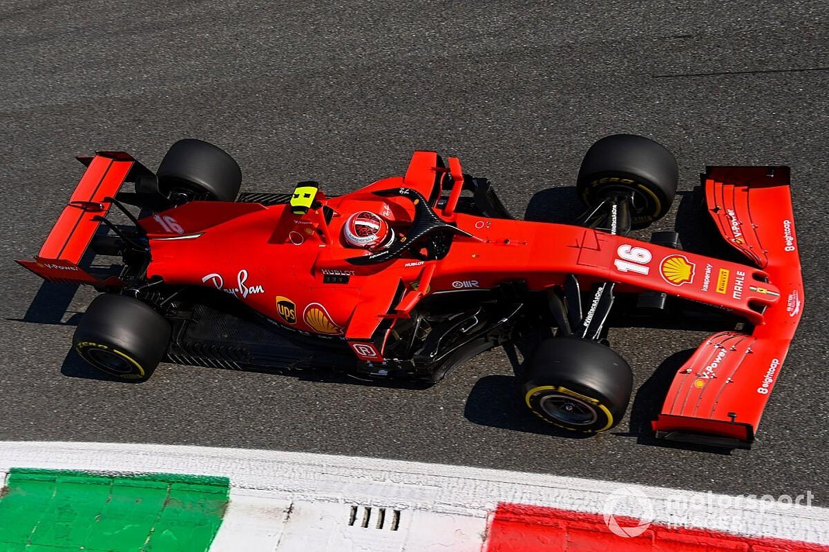 """Leclerc: """"Migliorati sul giro secco, ma entrare in Q3 è dura"""""""