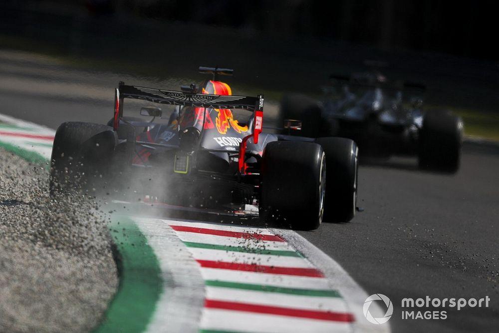 Verstappen señala lo malo de que los F1 sean tan rápidos