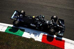 Онлайн. Гран При Италии. Третья тренировка