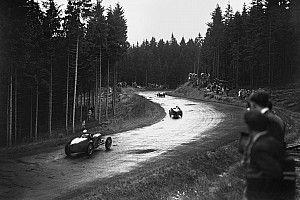 В тени древнего замка. История гоночной трассы «Нюрбургринг»