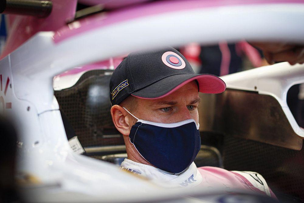 Hülkenberg est bien le joker d'Aston Martin et Mercedes