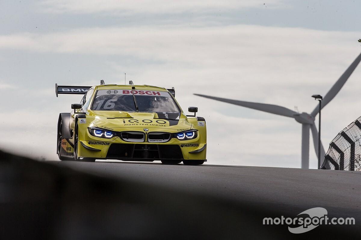 DTM Zolder: Glock pakt pole-position, Frijns achter Müller op P8