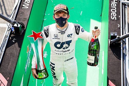 【動画】ガスリー&アルファタウリ・ホンダ初優勝! 2020F1第8戦イタリアGP決勝ハイライト