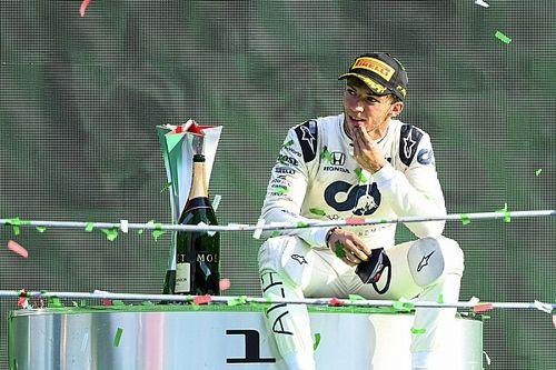 GALERÍA: imágenes del GP de Italia de F1
