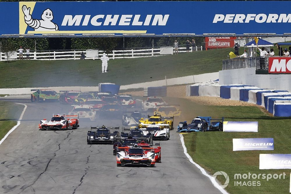 IMSA restructures points system, introduces qualifying points