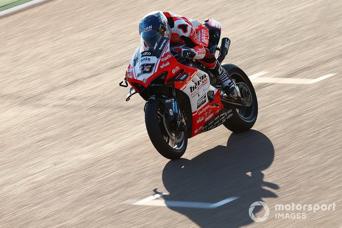 Melandri, Barni Ducati WSBK takımından ayrıldı