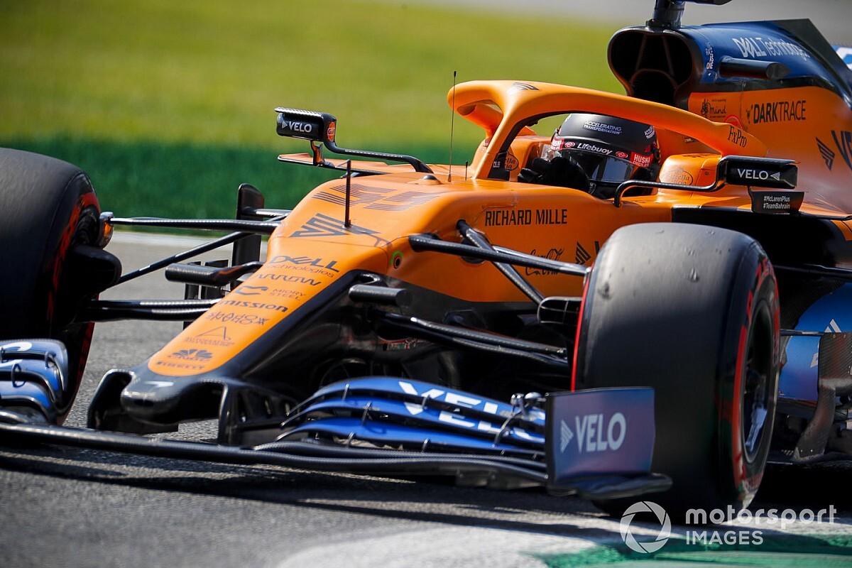 Sainz száguldott be a harmadik helyre a szombati kvalifikáción