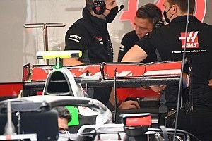 Problemas por la COVID-19: Haas no puede encender su motor