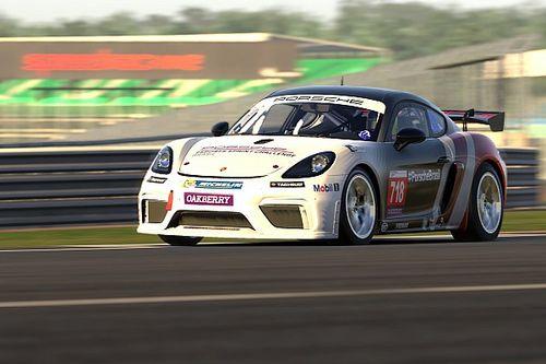 Veja como foi a etapa de Silverstone da Porsche Esports Sprint Challenge