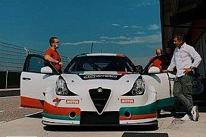 WTCR: un test positivo per Vernay con l'Alfa Romeo a Cervesina