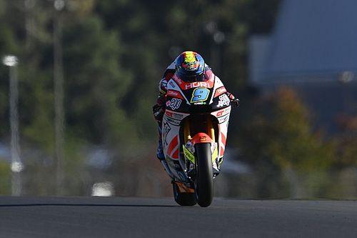 """Moto2, Europa, Libere 3: Navarro in un turno """"fantasma"""""""
