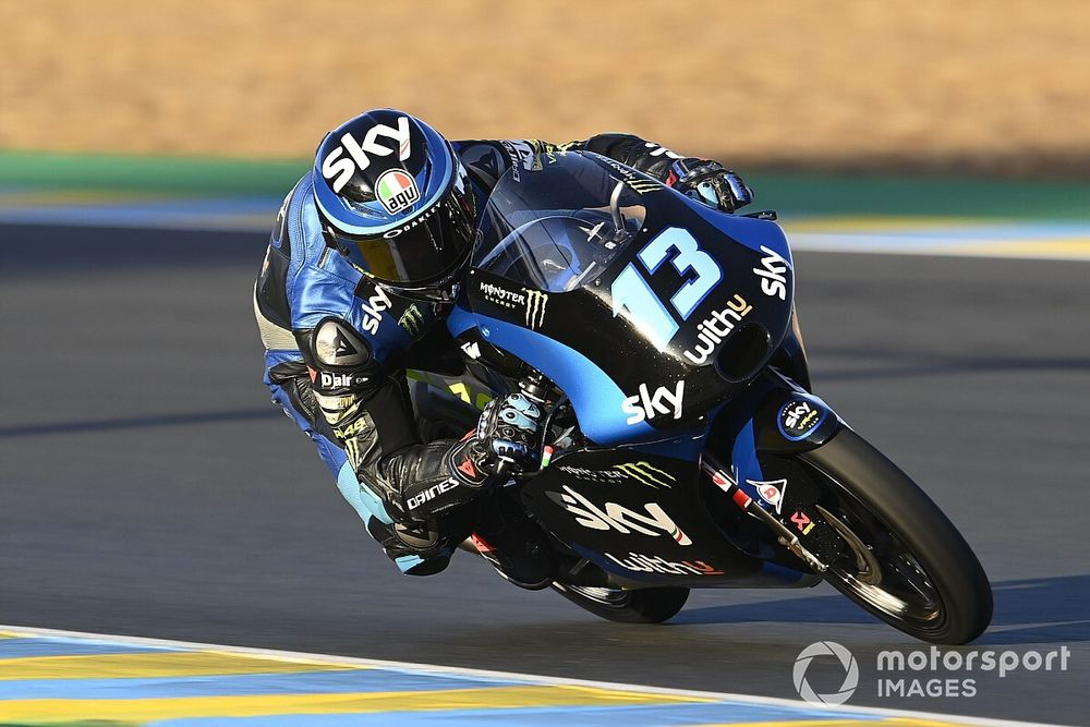 Vietti pakt tweede Moto3-zege van het jaar in GP Frankrijk