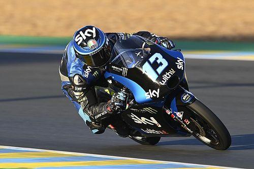 Moto3 Le Mans: Celestino Vietti holt den Sieg für Valentino Rossis Moto3-Team