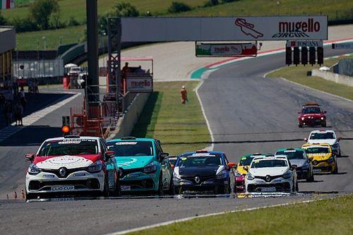 Clio Cup Italia: doppietta di Ricciarini al Mugello
