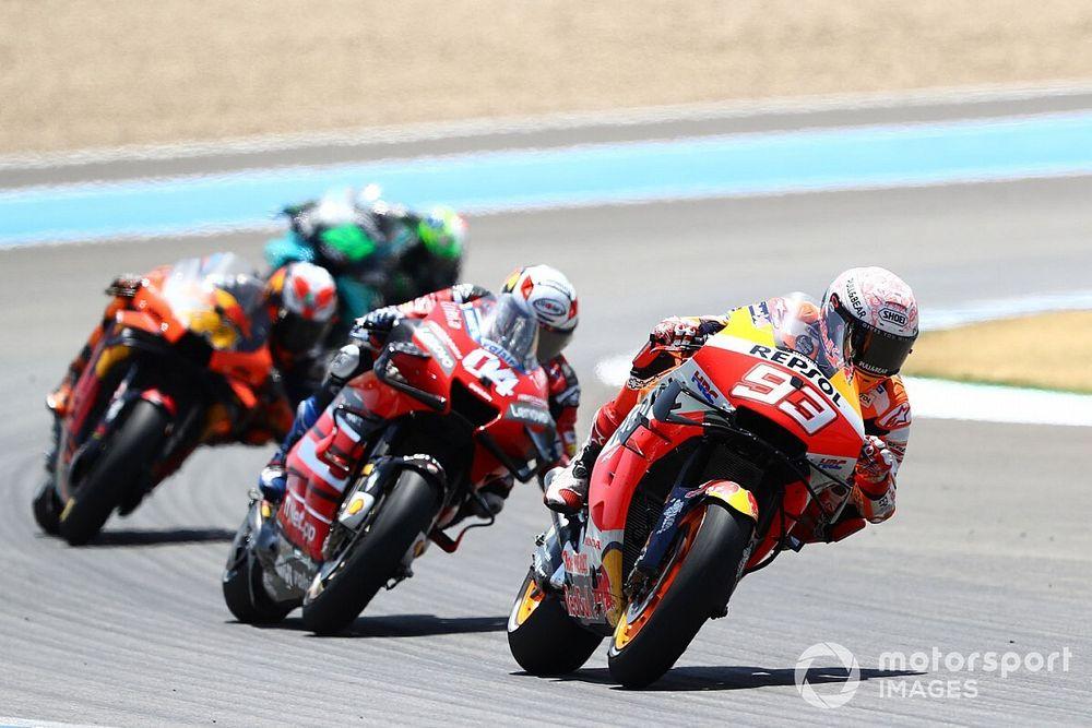 Marquez'in yokluğu, diğer MotoGP sürücülerini yarış kazanabileceklerine inandırmış