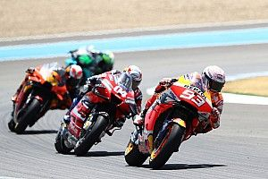 Marquez absence made MotoGP riders feel they can win races
