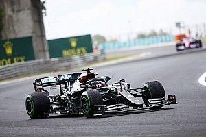 Mercedes heeft twijfels over 2020-auto in warme omstandigheden