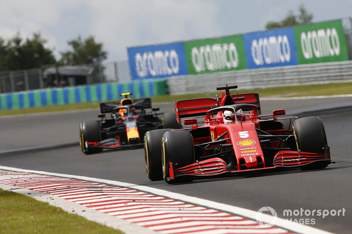 """Villeneuve: """"Vettel ve Verstappen, Red Bull için mükemmel olur"""""""