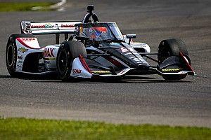 Van Kalmthout topt IndyCar-test Barber, debuut Felix da Costa