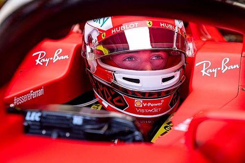 Leclerc ve Verstappen yarıştan önce diz çökmeyecek!