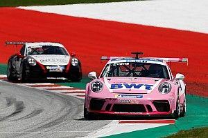 Porsche Supercup, Austria: monologo di Jaxon Evans